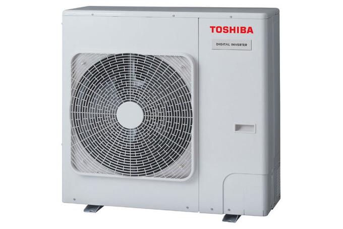 Toshiba Kaset Tipi 18.000 BTU/h Digital Inverter A++ Klima