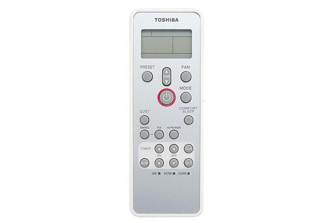 Toshiba Kaset Tipi 36.000 BTU/h Digital Inverter A++ Klima